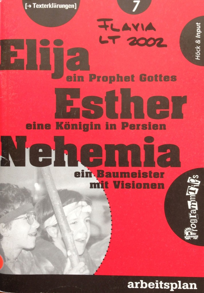 Reli + Jungschi - Material - Christliche Onlinebibliothek