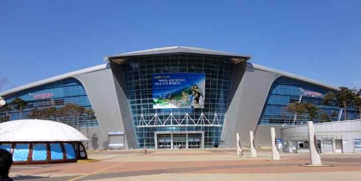 National Hall of Fame for Science and Technology, located at National Science Museum in Gwacheon, Korea.