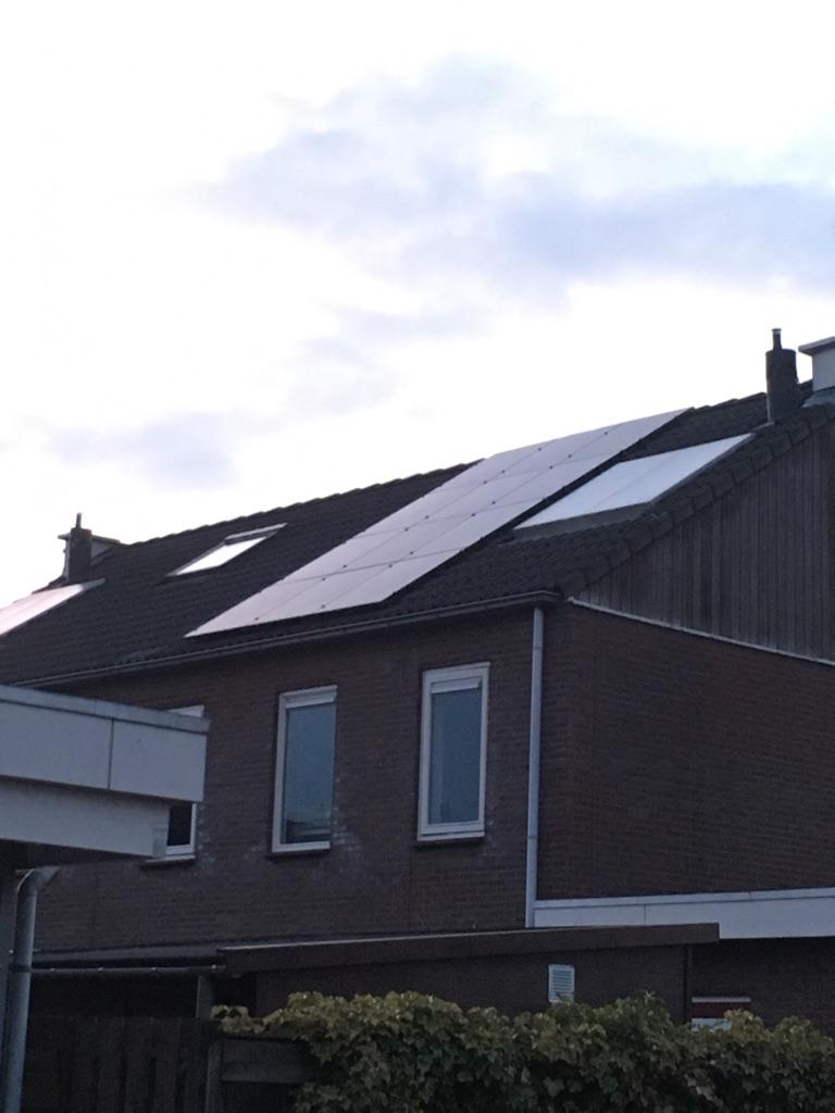 Groningen, 20 panelen Solar Frontiers