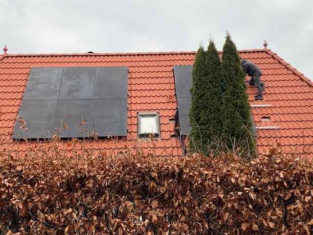 Westerlee 10 panelen AEG