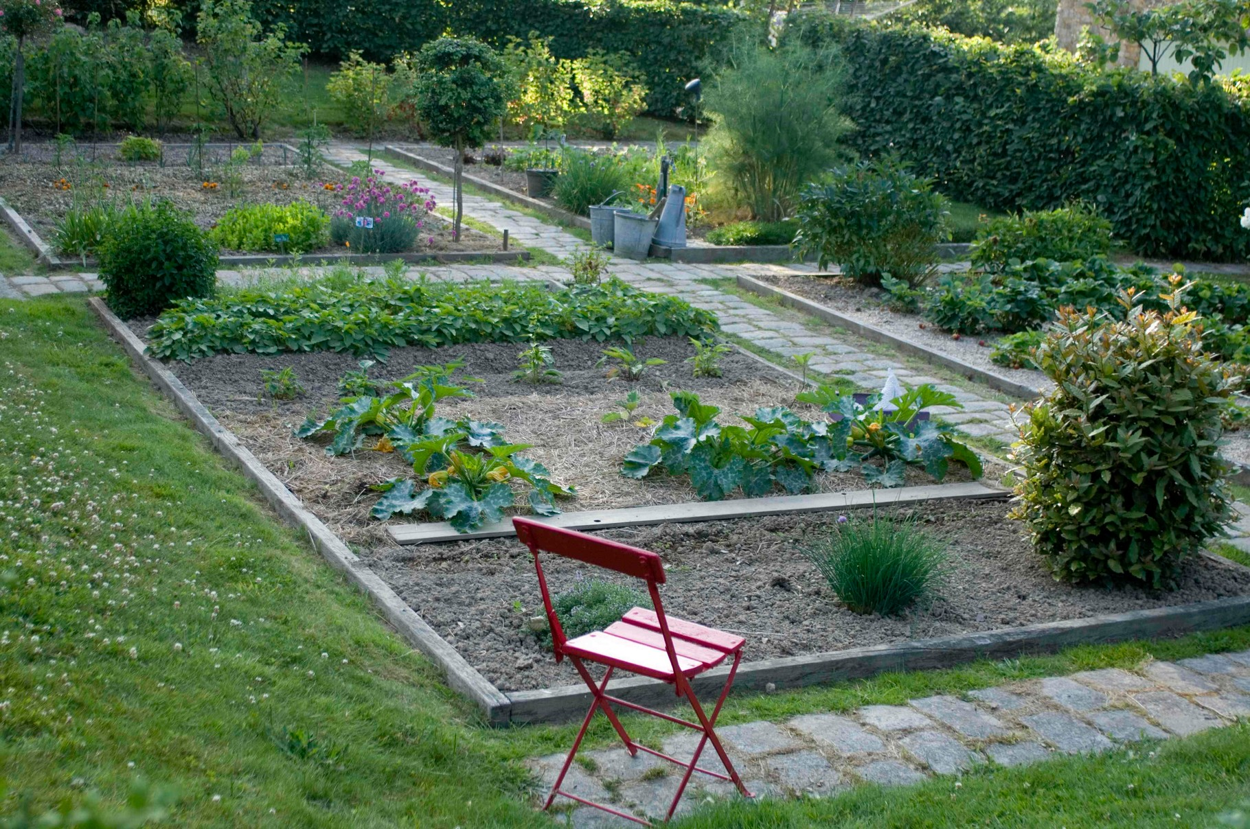 Pr¨s de Rennes chambres d h´tes de charme avec jardin de curé et