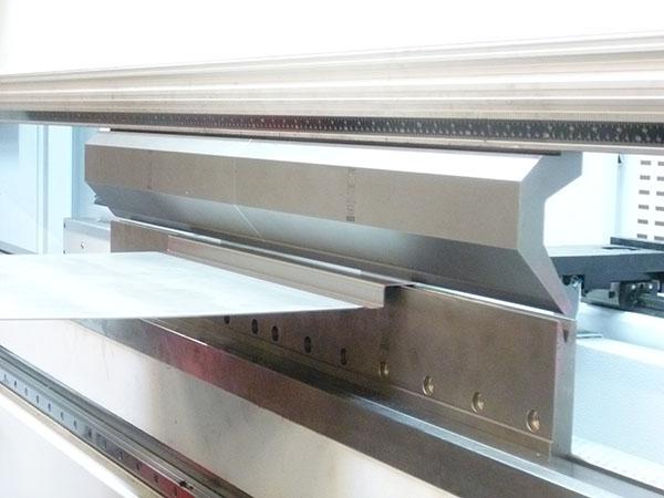 Pliage d'acier décapé; épaisseur 1,5 mm