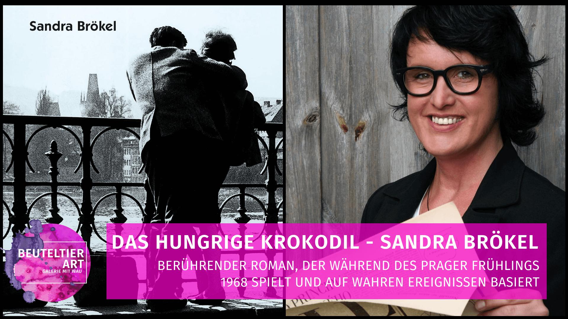 Das hungrige Krokodil - Lesung von Sandra Brökel