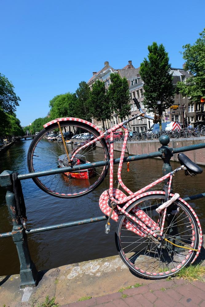 Mai 2016: Kurzurlaub in Amsterdam