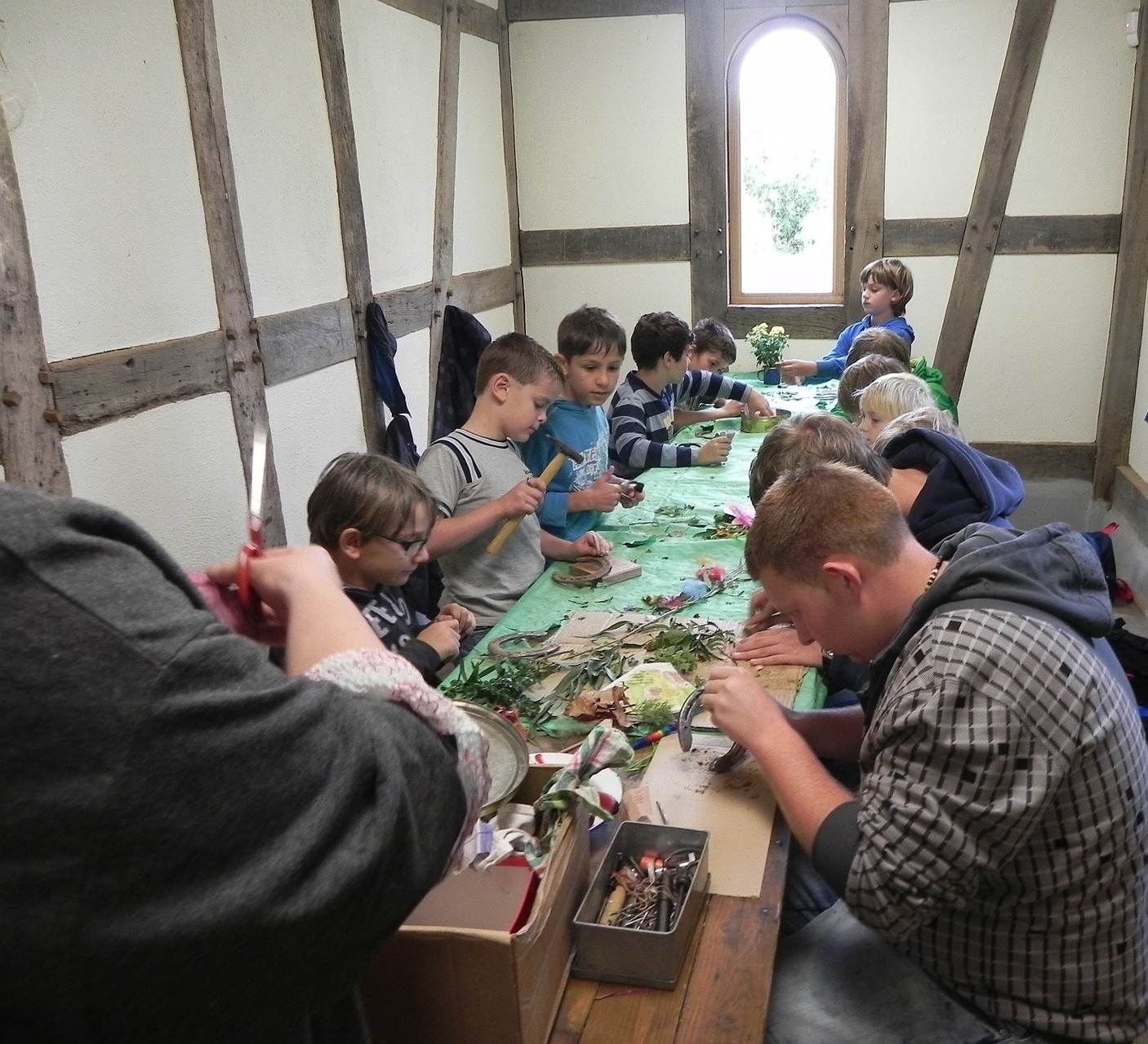 Freilichtmuseum: Kreativ & Bunt