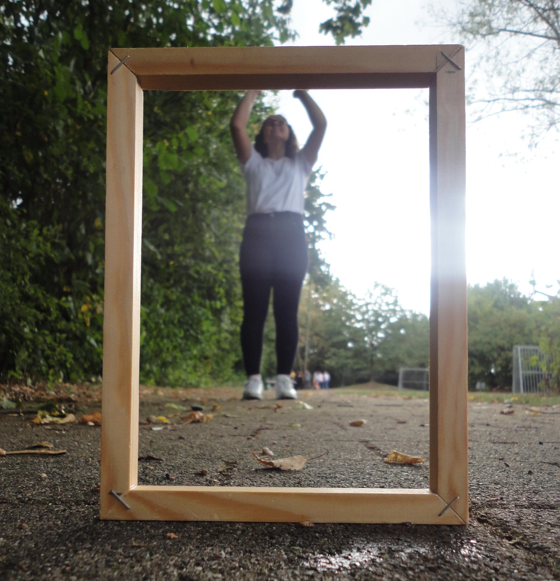 Mädchenfreizeit: Fotoshooting