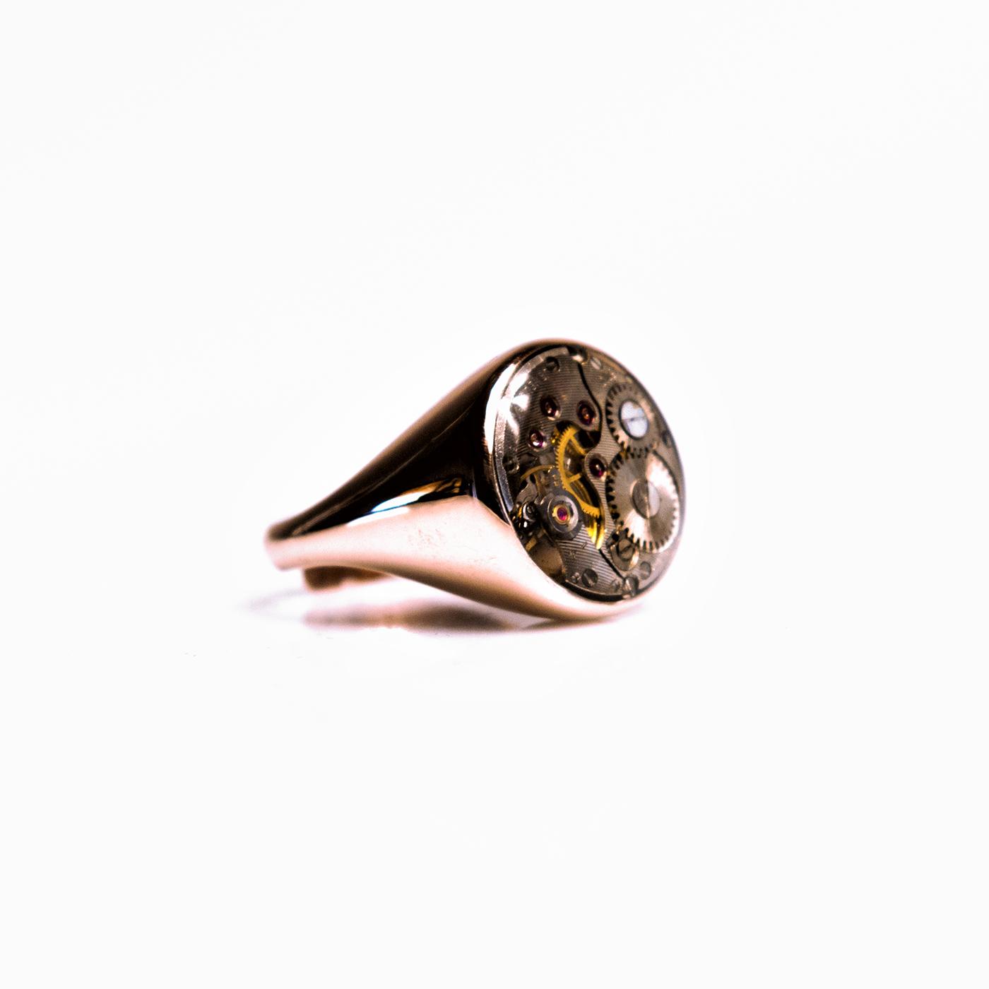 Anello Bronze
