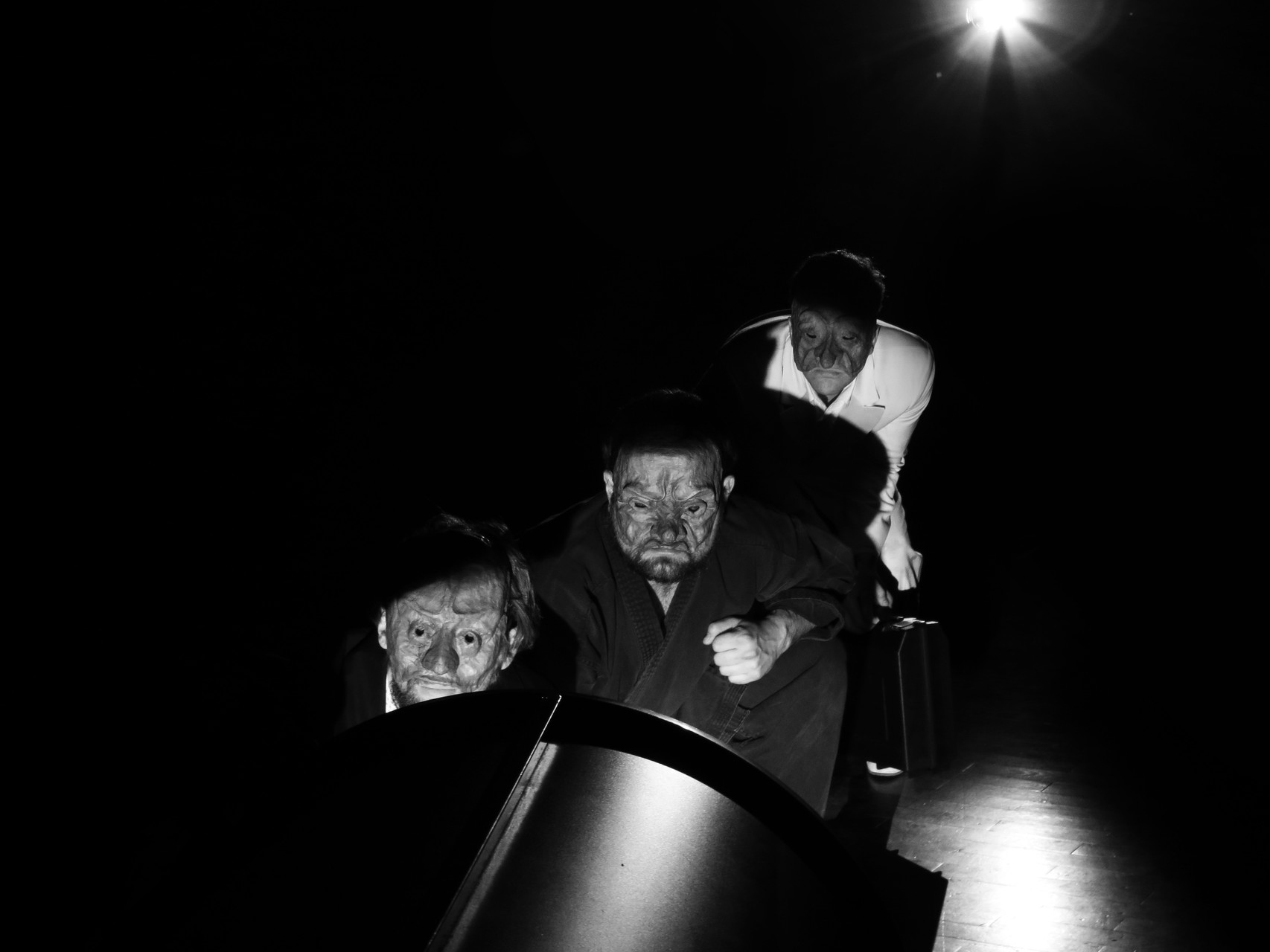 "Спектакль ""Сталкер"", реж. А.Калинин, фото М.Песвианидзе, 2015"