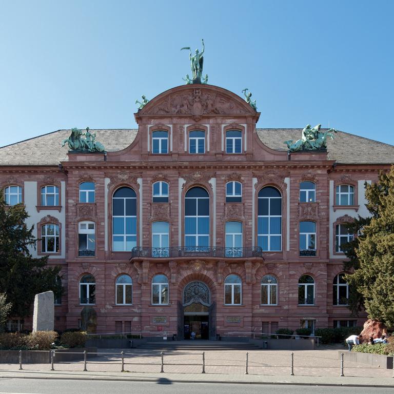 Senckenberg Naturmuseum, Frankfurt am Main