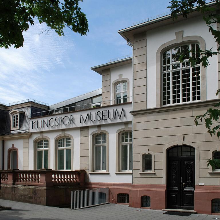 Klingspor Museum, Offenbach am Main