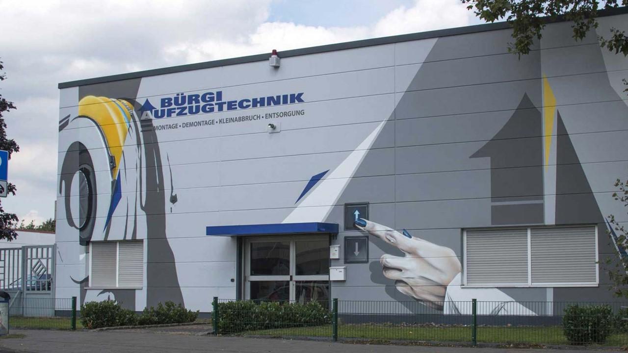 © Bürgi Aufzugtechnik