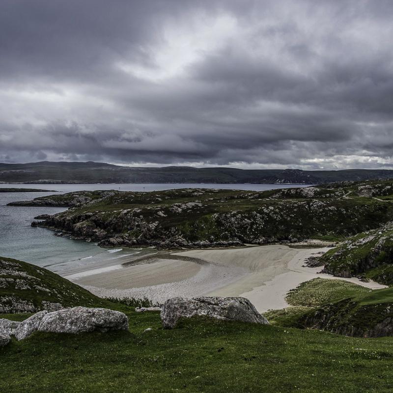 Scozia - Spiagge nelle Highlands