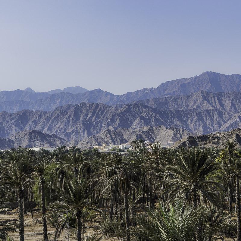 Fujairah - Monti Hajar