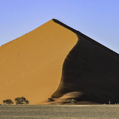 Le dune del Deserto del Namib