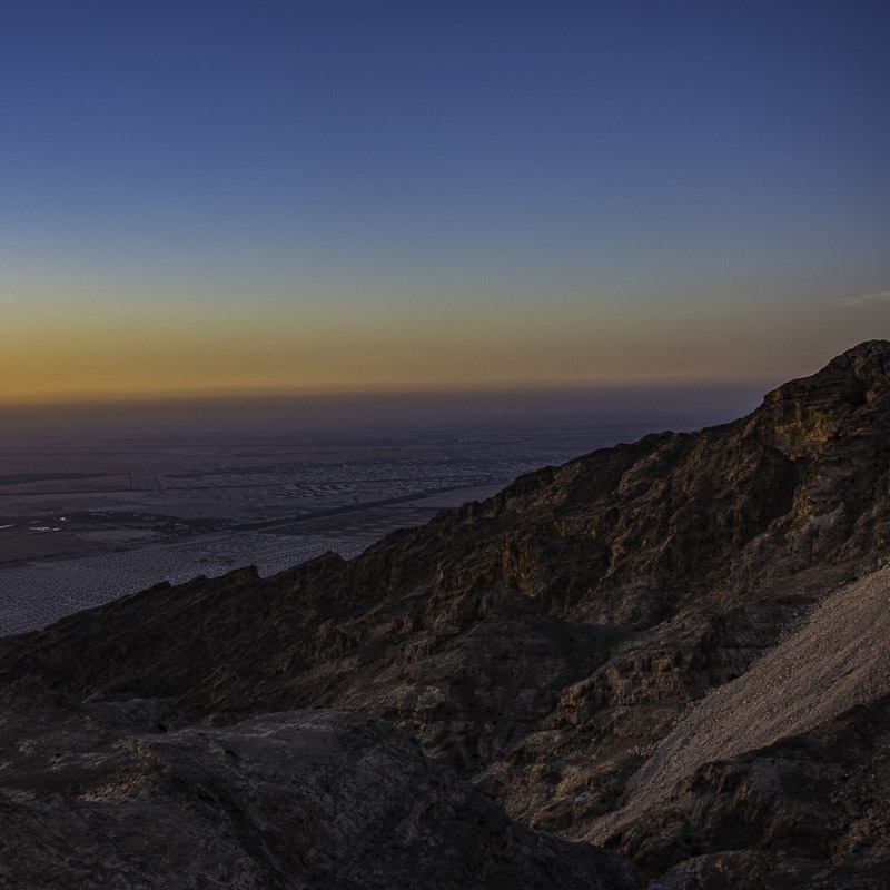 Al Ain - Jebel Hafeet