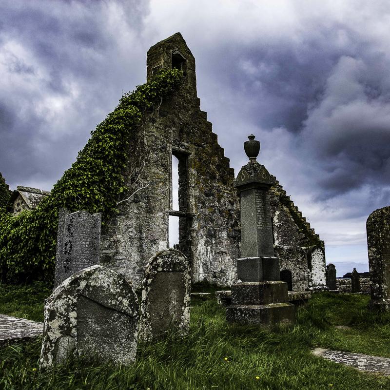 Scozia - Balnakeil Graveyard