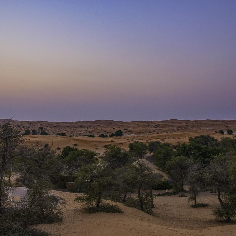 Ras al-Kaimah - Deserto
