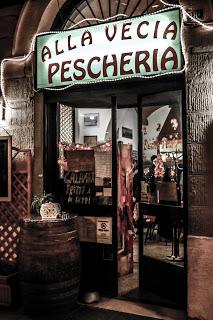 Il ristorante Alla Vecia Pescheria