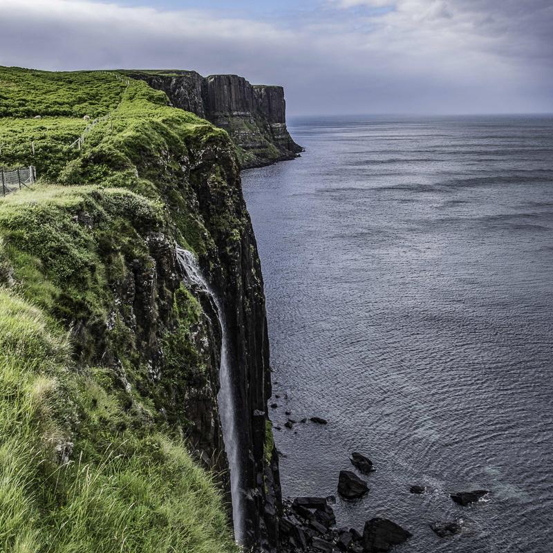 Scozia - Kilt Rock a Skye