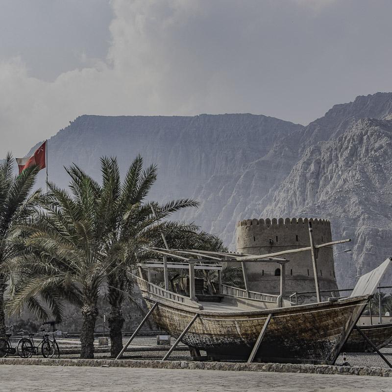 Oman - Penisola del Musandam
