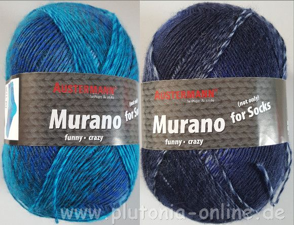Austermann Murano (not only) for Socks