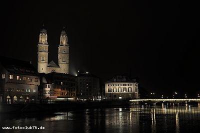 Zürich bei Nacht 1