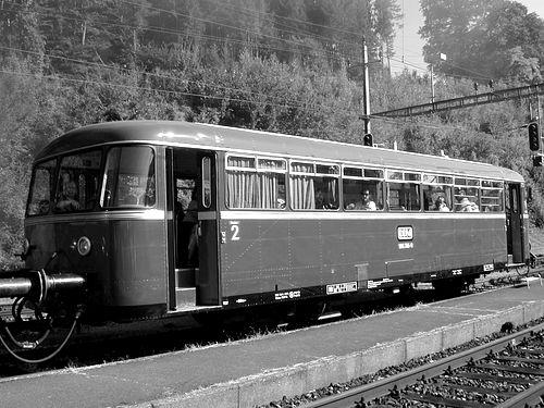 Koblenz (CH) 150 Jahre Bahnverbindung D-CH