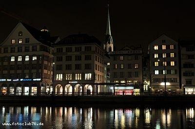 Zürich bei Nacht 3