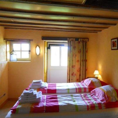dezelfde slaapkamer anders opgemaakt