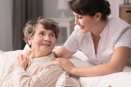 ambulante Seniorenpflege