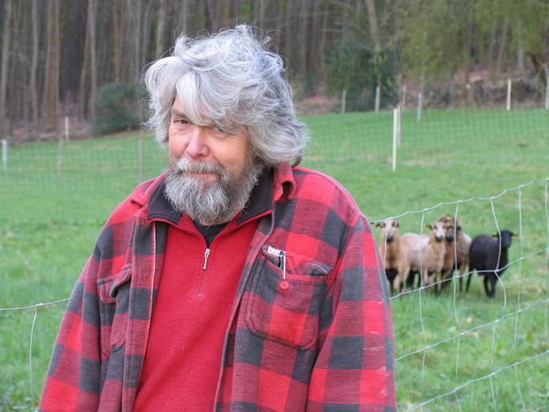 Der Schaf-Vater: Andreas Behrens, Schäfer aus Steinbergen