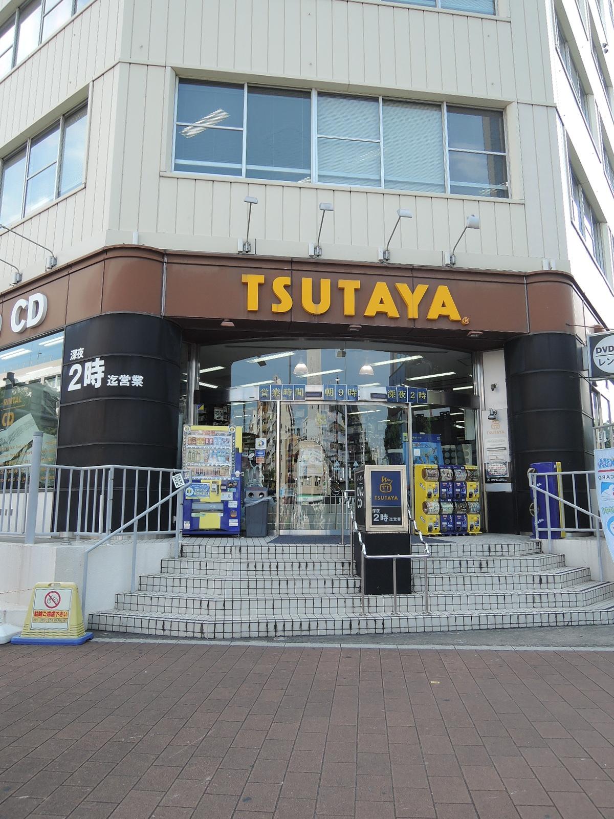 道中にはこんなお店もあります