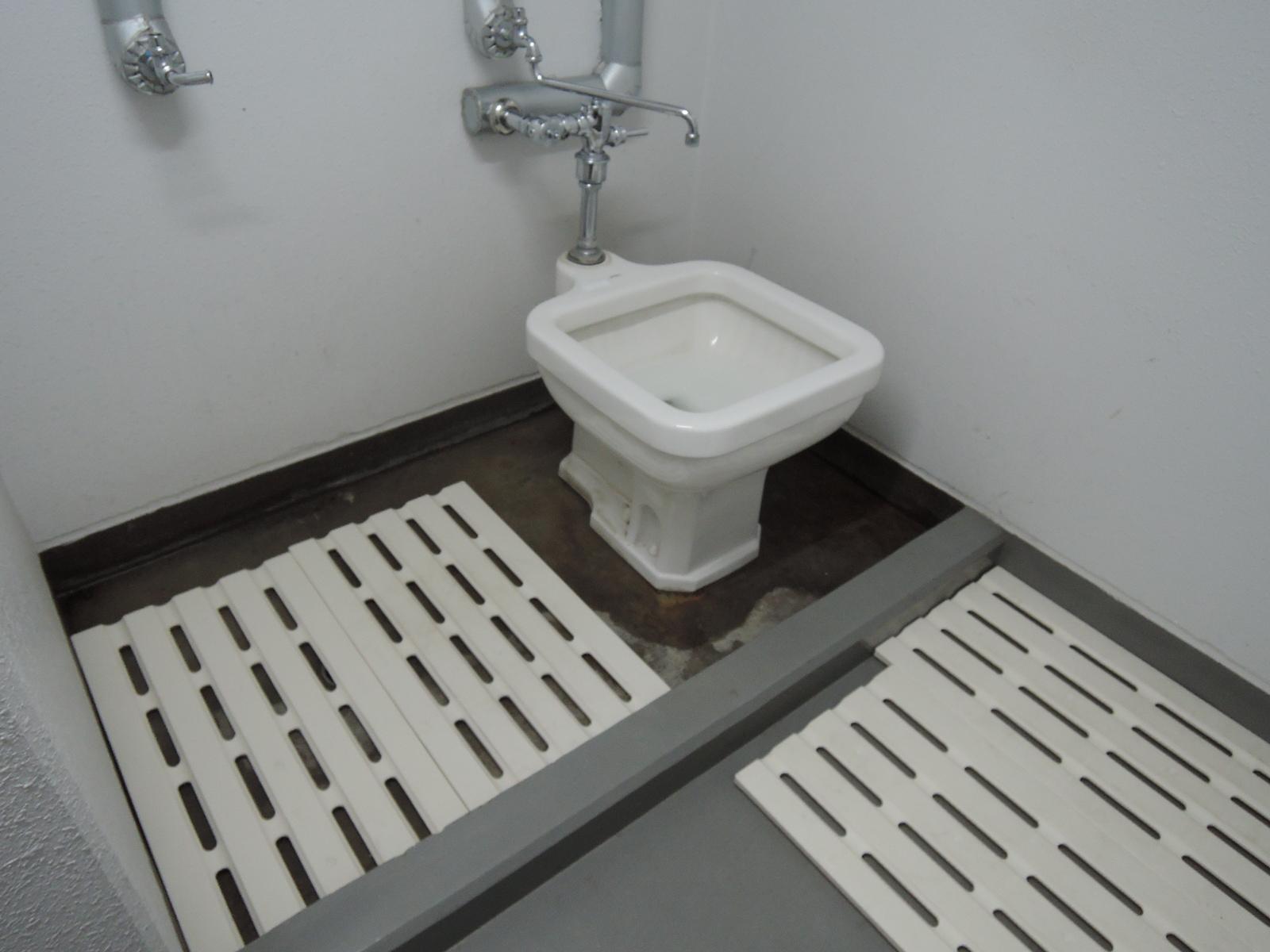 1階にペットマナールーム設置