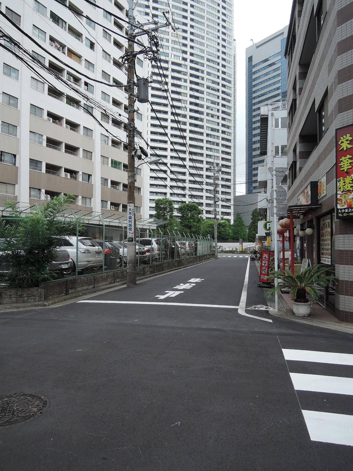 品川駅に戻ります
