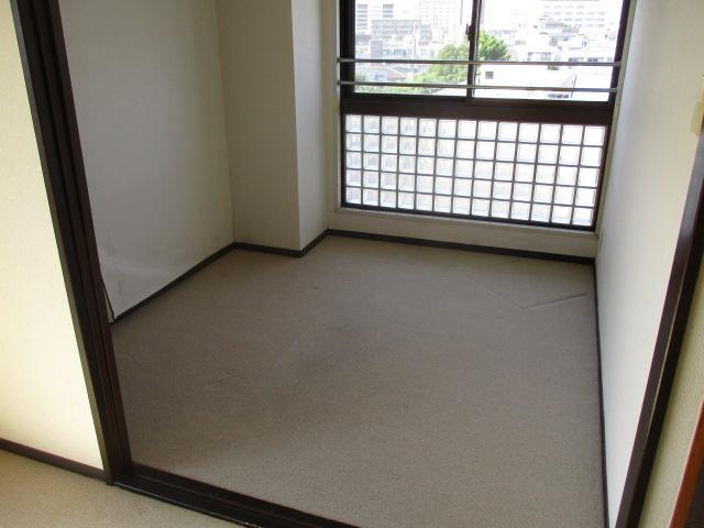 解体前の洋室(2)
