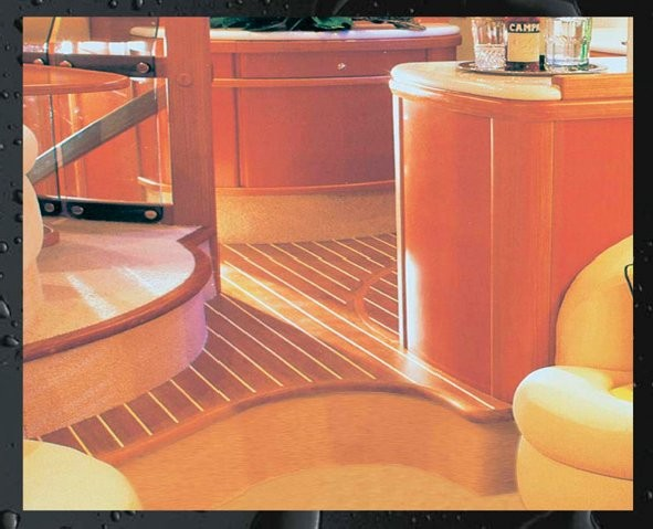 MARINEDECK interior