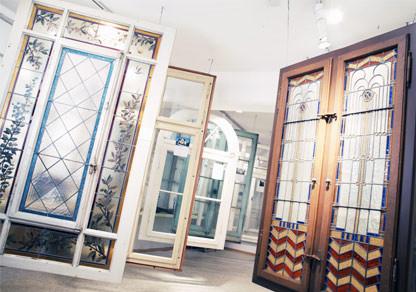 Das Fenstermuseum in Goldach (Bild: www.vogel-fensterbauer.ch)