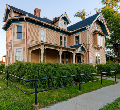 The Bailey House - A Macomb Landmark House