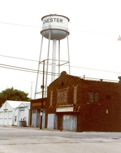old Princess Theater, Colchester, IL