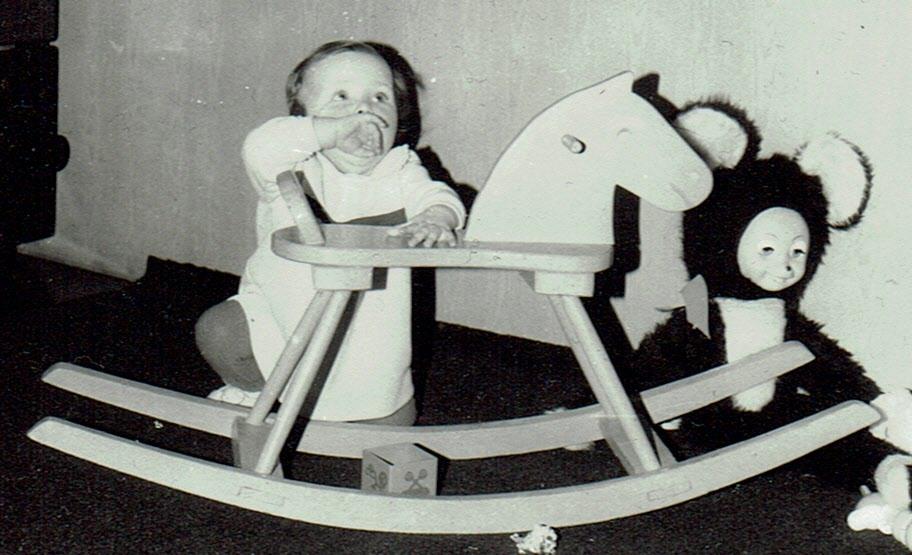 mein erstes eigenes Pferd