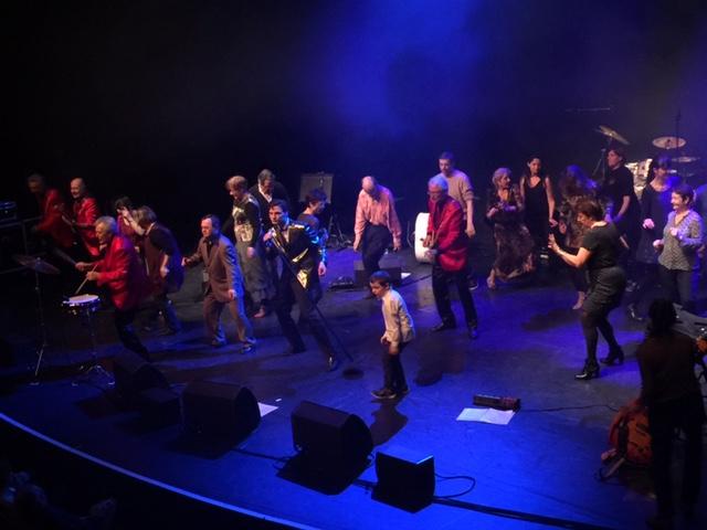 Les Vinyls - Théâtre de la Vallée de L'Yerre de Brunoy