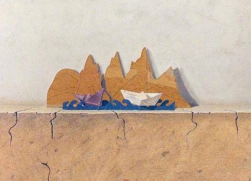 Der Traum vom Meer und den Bergen