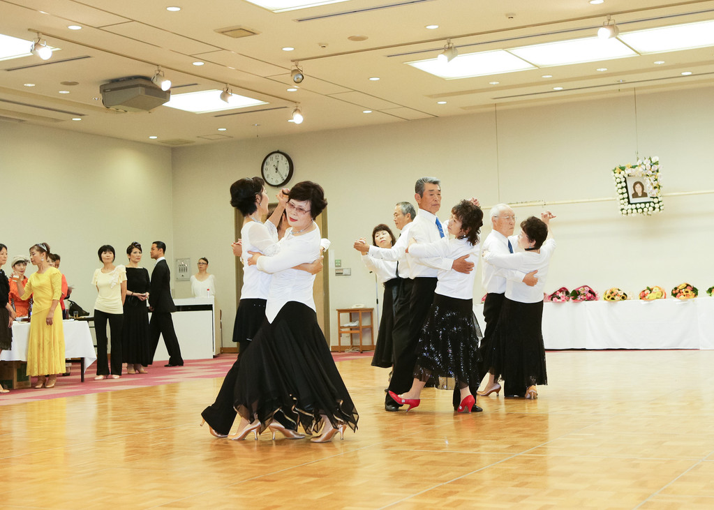 呉教室演技発表