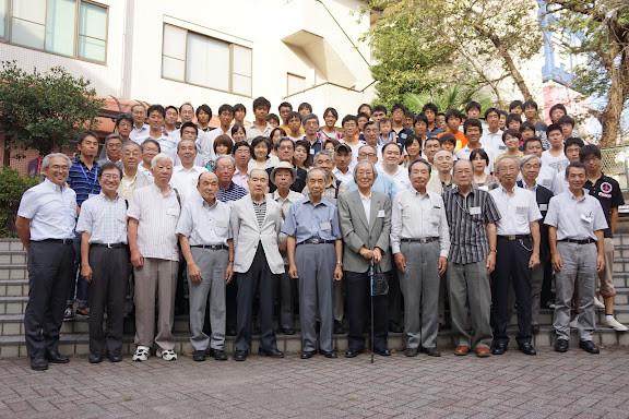 2012/9/9全員記念撮影