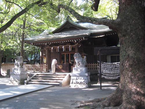 お三の宮日枝神社