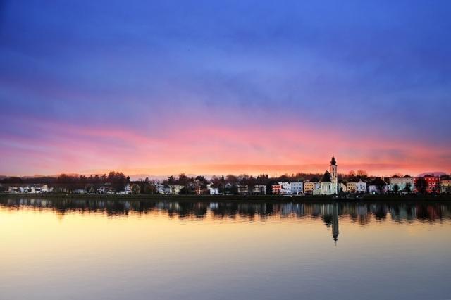 Fotografie Aschach/Donau