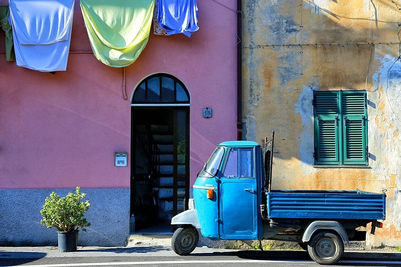 """Kategorie """"Reise und Kultur"""": Italienisches Flair vereint in einem Bild"""