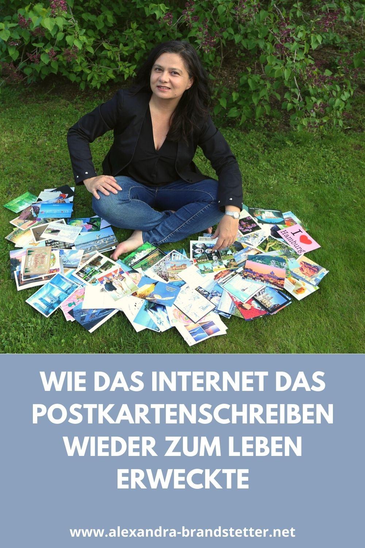 Postcrossing: Wie das Internet das Postkartenschreiben wieder zum Leben erweckte
