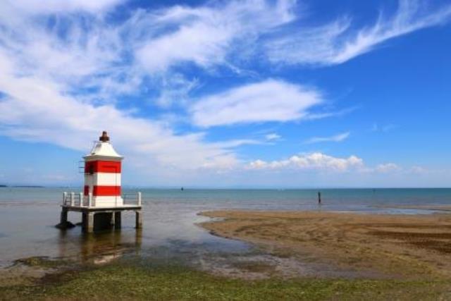 Fotografie-Wandbild Leuchtturm