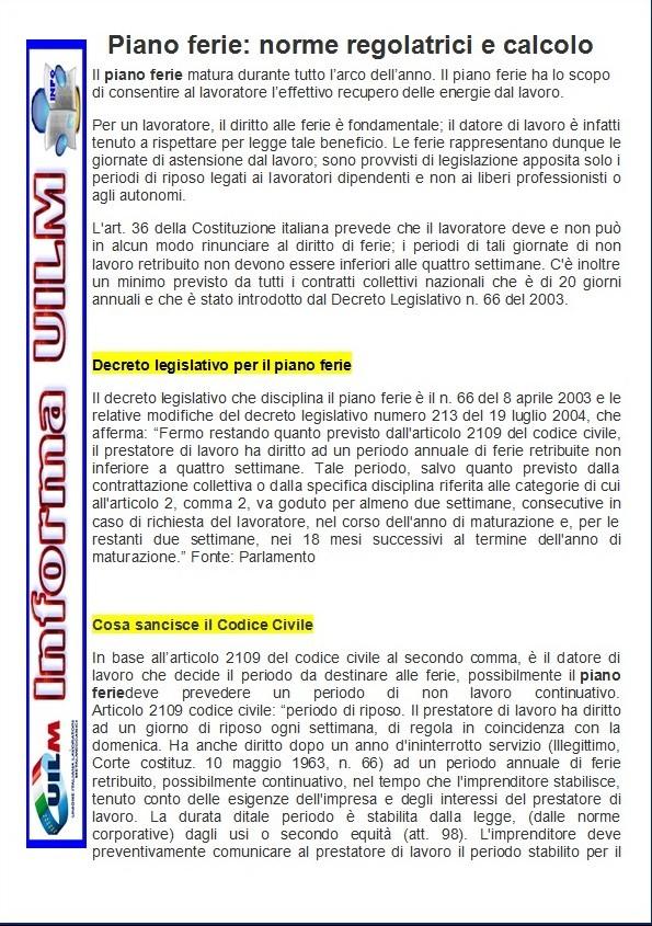 FERIE RESIDUE - Uilm Provincia di Cuneo 64b992bc4ed4